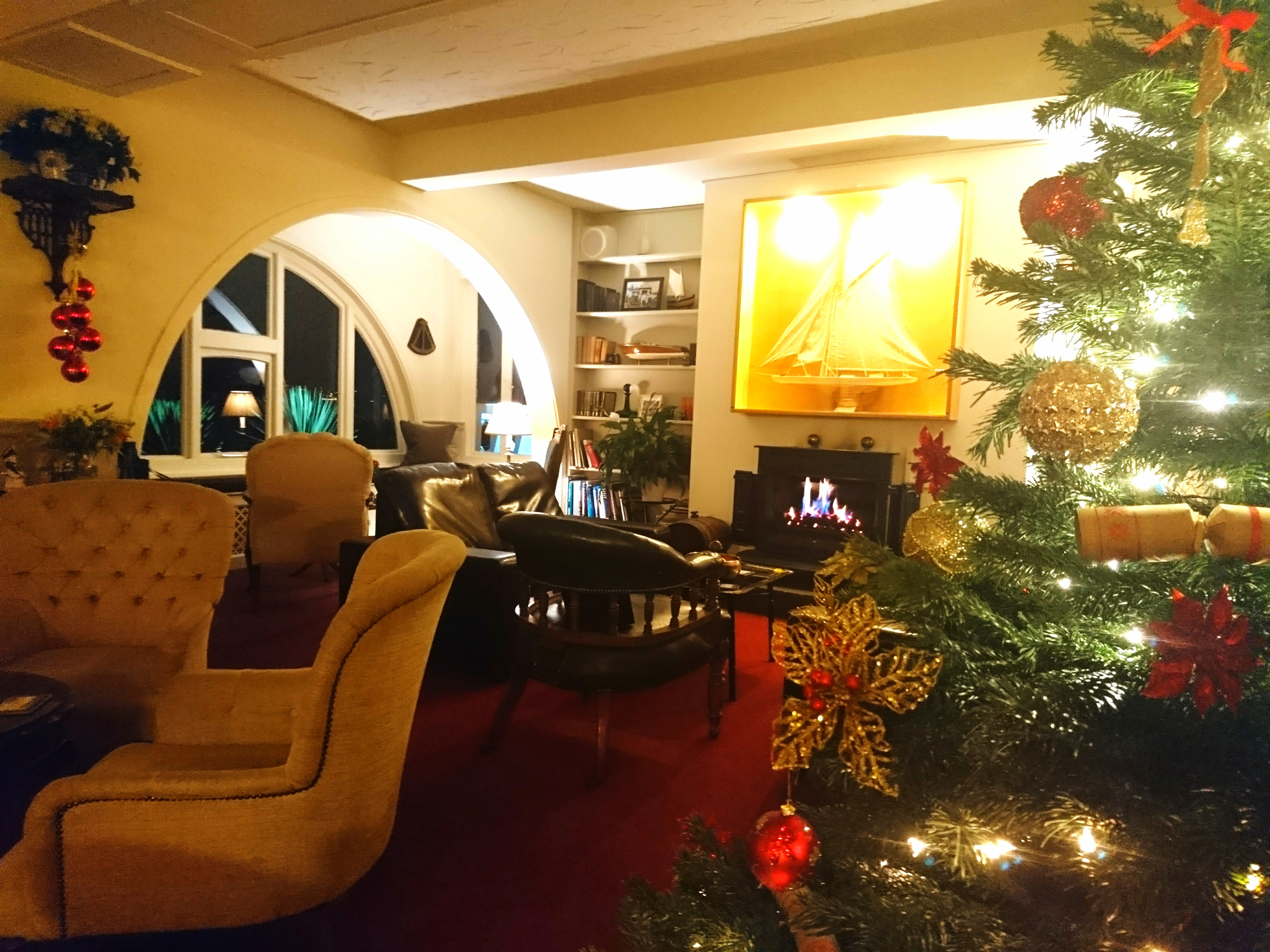 2018 Festive Season at the Inn on the Beach