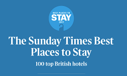 The Sunday Times 100 Great British Hotels